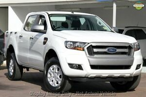 2016 Ford Ranger PX MkII XLS 3.2 (4x4) Cool White 6 Speed Automatic Dual Cab Utility Wangara Wanneroo Area Preview