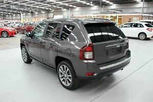2014 Jeep Compass MK MY15 Limited Grey 6 Speed Sports Automatic Wagon Maryville Newcastle Area Preview
