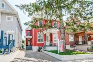 Fabulously Renovated 4 Bed, 2 Bath With Parking.  Detached Home!