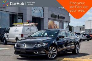 2013 Volkswagen CC Highline |Sunroof|Nav|BackUpCam|Leather|HeatF