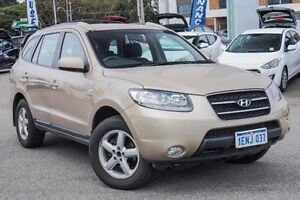 2009 Hyundai Santa Fe CM MY10 SLX Gold 6 Speed Sports Automatic Wagon Myaree Melville Area Preview