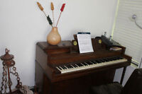 Very nice Piano...moving out sale..hurry