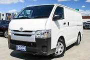 From $104 per week on finance* 2014 Toyota Hiace Van Coburg Moreland Area Preview
