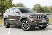 2018 Jeep Grand Cherokee WK MY18 Limited Bronze 8 Speed Sports Automatic Wagon Springwood Logan Area Preview
