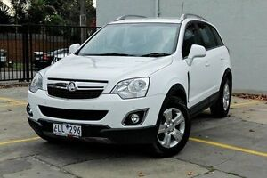 2012 Holden Captiva White Sports Automatic Wagon Bentleigh Glen Eira Area Preview
