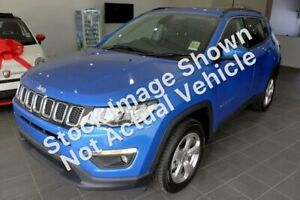 2017 Jeep Compass M6 MY18 Longitude FWD Grey 6 Speed Automatic Wagon Pearce Woden Valley Preview