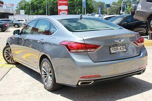 2014 Hyundai Genesis DH Polished Metal 8 Speed Automatic Sedan Wolli Creek Rockdale Area Preview