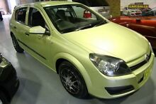 2005 Holden Astra AH MY06 CD Gold 4 Speed Automatic Hatchback South Penrith Penrith Area Preview