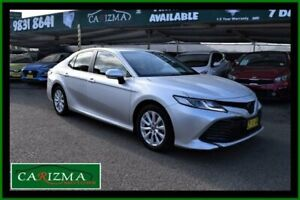 2018 Toyota Camry ASV70R Ascent Silver 6 Speed Automatic Sedan Seven Hills Blacktown Area Preview