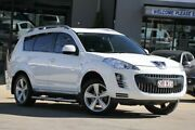 2012 Peugeot 4007 MY12 SV DCS Auto HDi White 6 Speed Sports Automatic Dual Clutch Wagon Moorooka Brisbane South West Preview