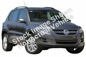 2011 Volkswagen Tiguan 5N MY11 125TSI DSG 4MOTION Grey 7 Speed Sports Automatic Dual Clutch Wagon Mill Park Whittlesea Area Preview