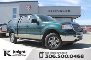 2007 Ford F-150 XLT - CD Player - Power Driver Seat