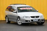 2006 Holden Commodore VZ MY06 SVZ Silver 4 Speed Automatic Wagon Heatherton Kingston Area Preview