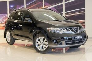 2013 Nissan Murano Z51 Series 3 ST Black 6 Speed Constant Variable Wagon Blacktown Blacktown Area Preview