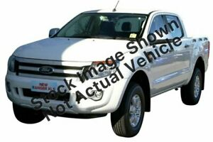 2014 Ford Ranger PX XLS Double Cab White 6 Speed Manual Utility Altona North Hobsons Bay Area Preview