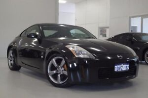 2005 Nissan 350Z Z33 MY06 Track Black 6 Speed Manual Coupe Myaree Melville Area Preview