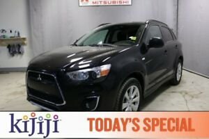 2014 Mitsubishi RVR AWC SE LIMITED Accident Free,  Heated Seats,