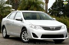 2013 Toyota Camry ASV50R Altise Silver 6 Speed Sports Automatic Sedan Balcatta Stirling Area Preview