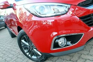 2015 Hyundai ix35 LM Series II SE (AWD) Red 6 Speed Automatic Wagon Zetland Inner Sydney Preview