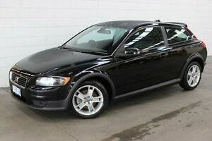 2007 Volvo C30 M Series MY07 T5 Black 6 Speed Manual Hatchback Burnie Area Preview