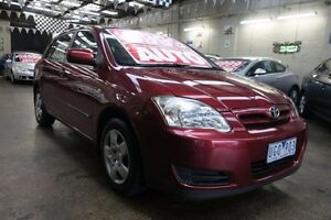 2006 Toyota Corolla ZZE122R Ascent Seca 4 Speed Automatic Hatchback Mordialloc Kingston Area Preview