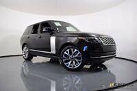 Miniature 1 Voiture Américaine d'occasion Land Rover Range Rover 2020
