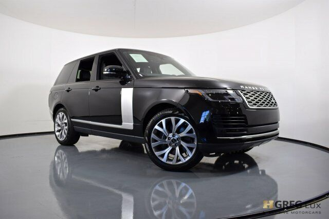 Image 1 Voiture Américaine d'occasion Land Rover Range Rover 2020