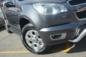 2012 Holden Colorado RG LTZ (4x2) Grey 6 Speed Automatic Crewcab Homebush Strathfield Area Preview