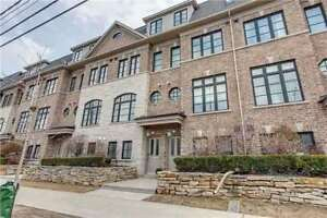 Newer Build Executive Freehold Townhouse W/ Private Exposure!