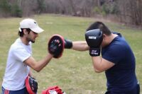 BOXING / MILITARY style training! Get *RESULTS*