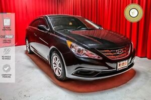 2013 Hyundai Sonata HEATED SEATS! CRUISE! CLEAN CARPROOF!