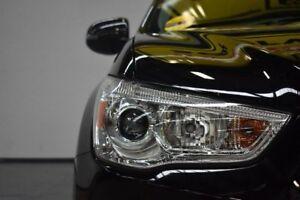 2013 Mitsubishi ASX XB MY13 2WD Black/Grey 6 Speed Constant Variable Wagon