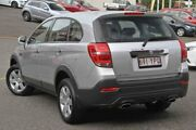 2016 Holden Captiva CG MY16 LS 2WD Silver 6 Speed Sports Automatic Wagon Gympie Gympie Area Preview