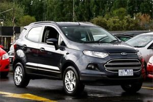 2014 Ford Ecosport BK Trend PwrShift Grey 6 Speed Sports Automatic Dual Clutch Wagon Ringwood East Maroondah Area Preview