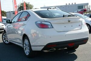 2013 MG MG6 IP2X GT SE White 5 Speed Manual Hatchback Wavell Heights Brisbane North East Preview
