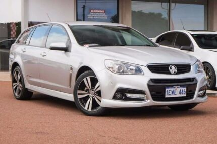 2015 Holden Commodore VF MY15 SV6 Sportwagon Storm Silver 6 Speed Sports Automatic Wagon Glendalough Stirling Area Preview