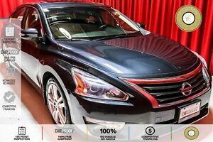 2013 Nissan Altima 3.5 SL BT! NAVI! LEATHER! HTD SEATS!