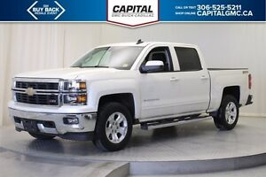 2015 Chevrolet Silverado 1500 LT Crew Cab *Leather-Heated Seats-