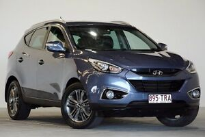 2013 Hyundai ix35 LM Series II SE (FWD) Blue 6 Speed Automatic Wagon Coopers Plains Brisbane South West Preview