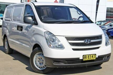 2012 Hyundai iLOAD  White Automatic Van Thornleigh Hornsby Area Preview