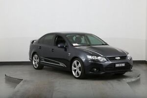 2012 FPV GS FG MK2 GS Grey 6 Speed Auto Seq Sportshift Sedan Smithfield Parramatta Area Preview