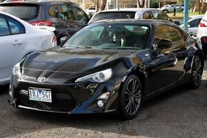 2014 Toyota 86 Black Sports Automatic Coupe Cranbourne Casey Area Preview