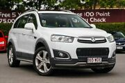 2015 Holden Captiva CG MY15 7 AWD LTZ White 6 Speed Sports Automatic Wagon Mount Gravatt Brisbane South East Preview
