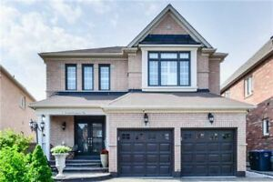 Gorgeous 4 Bedroom 4 Washroom Detached Home