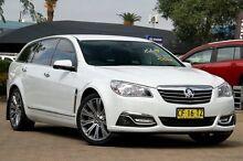 2013 Holden Calais VF V White 6 Speed Automatic Sportswagon Rosebery Inner Sydney Preview