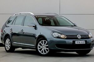 2011 Volkswagen Golf VI MY11 118TSI DSG Comfortline Grey 7 Speed Sports Automatic Dual Clutch Wagon Pakenham Cardinia Area Preview