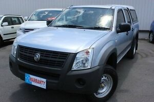 2006 Holden Rodeo RA MY06 LX Crew Cab Silver 4 Speed Automatic Utility Yeerongpilly Brisbane South West Preview