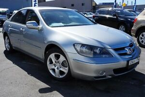 2006 Honda Legend KB Silver 5 Speed Sports Automatic Sedan Pearce Woden Valley Preview