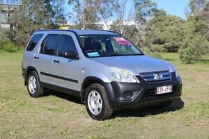 2006 Honda CR-V RD MY2006 4WD Silver 5 Speed Automatic Wagon Ormeau Gold Coast North Preview