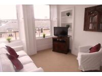 Beautiful dbl room in fully furn newly refurb flat, two luxury bathrooms, central but quiet location